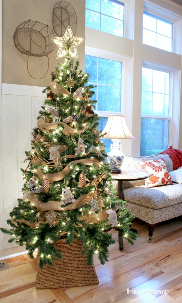 Christmas tree decorating tips, cool Christmas tree designs ...
