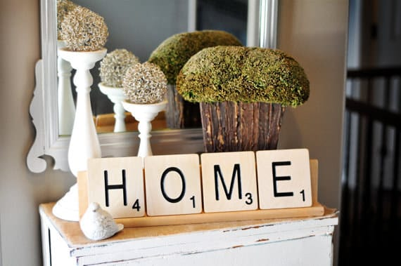 Get Some Big ol' Letters to Adorn Your Home