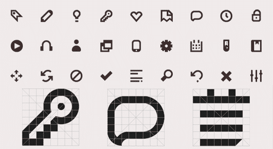 free icon fonts 04 - 18 BEST FREE ICON FONTS FOR GRAPHIC DESIGN PROJECTS