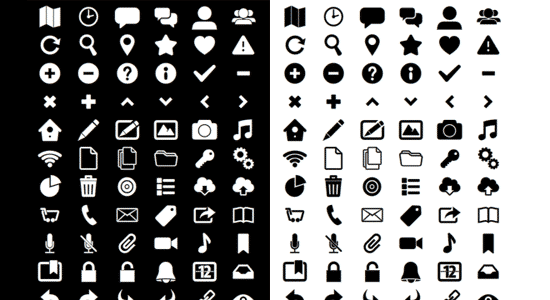 free icon fonts 06 - 18 BEST FREE ICON FONTS FOR GRAPHIC DESIGN PROJECTS
