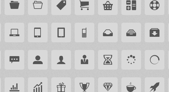 free icon fonts 07 - 18 BEST FREE ICON FONTS FOR GRAPHIC DESIGN PROJECTS