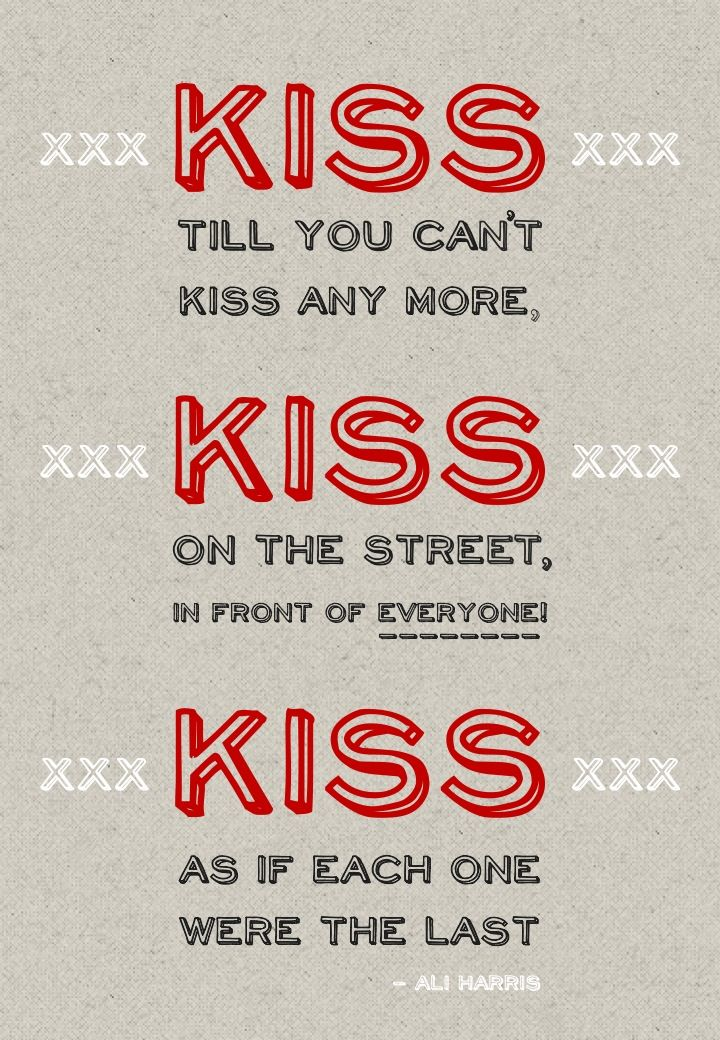 romantic kissing quotes designbump
