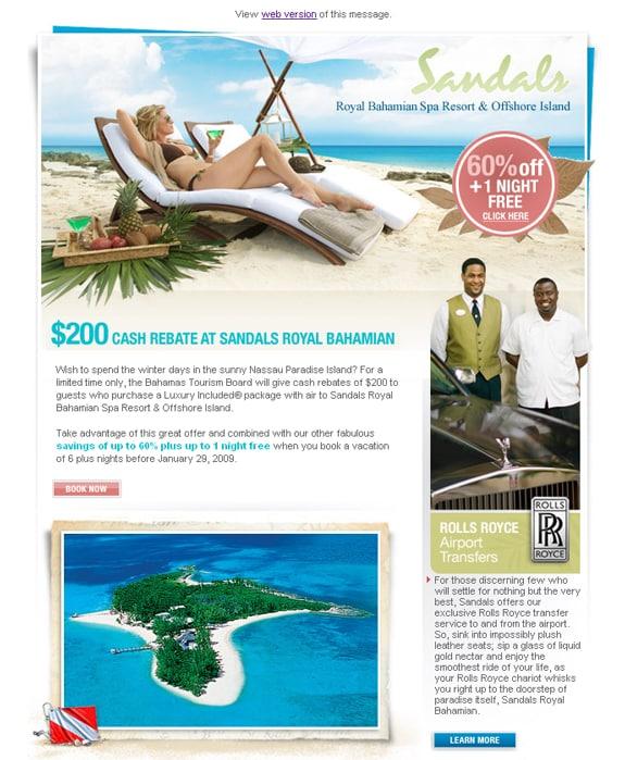 70 Most Creative Email Newsletter Designs -DesignBump