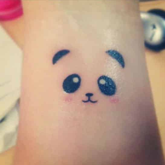 45 Space Tattoo Ideas For Astronomy Lovers Designbump: 22+ Totally Cute Panda Tattoos -DesignBump