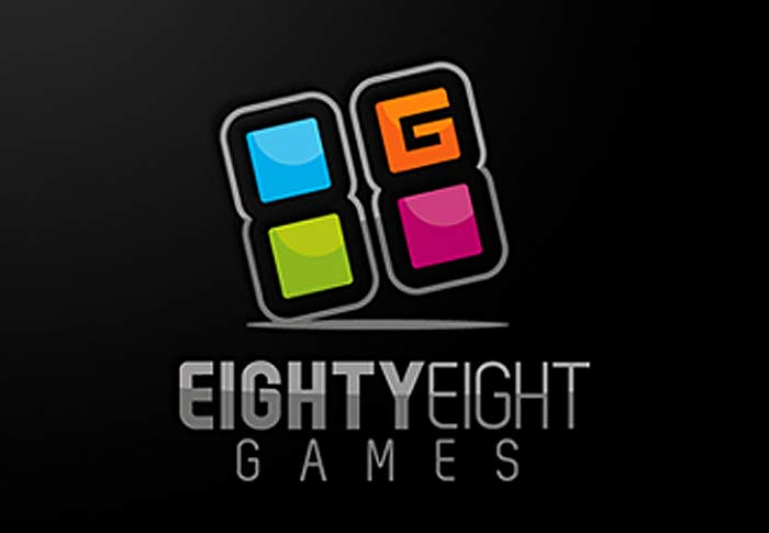 88games - 33+ WICKED GAMING LOGO DESIGNS FOR INSPIRATION