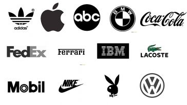 Famous Logos of the World