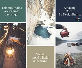 DesignBump : Amazing Places