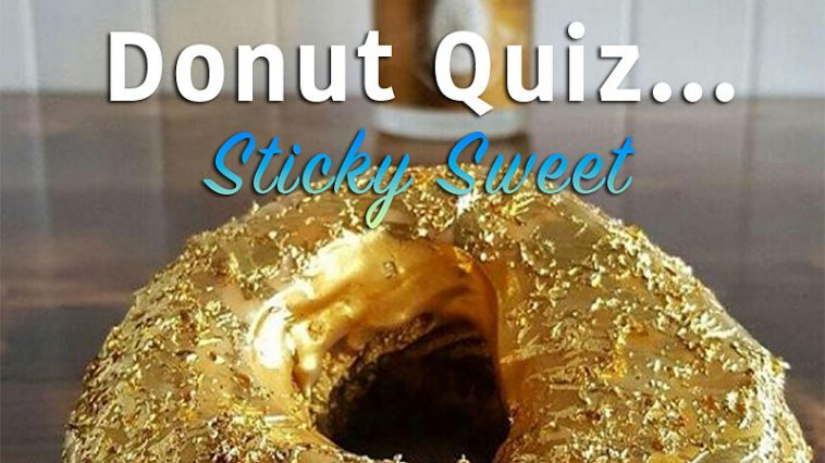 donut quiz : Take The Donut Design Quiz