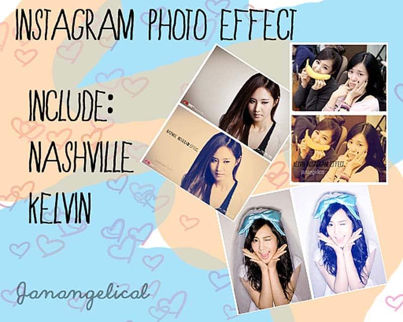 Instagram Effect Pack
