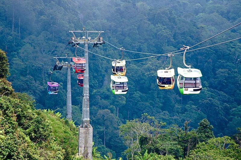 Genting in Malaysia