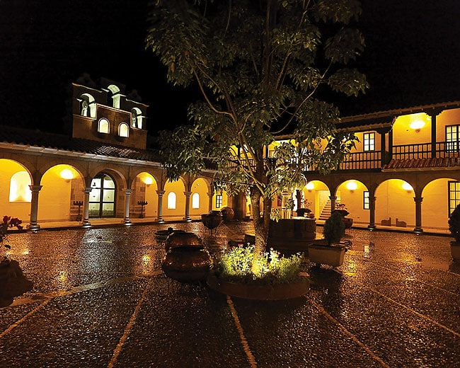 A stay at Belmond Hotel Monasterio in Peru transports visitors back to the crux of Incan and Spanish civilization.