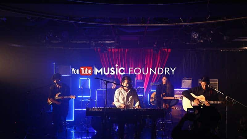 Release live music videos