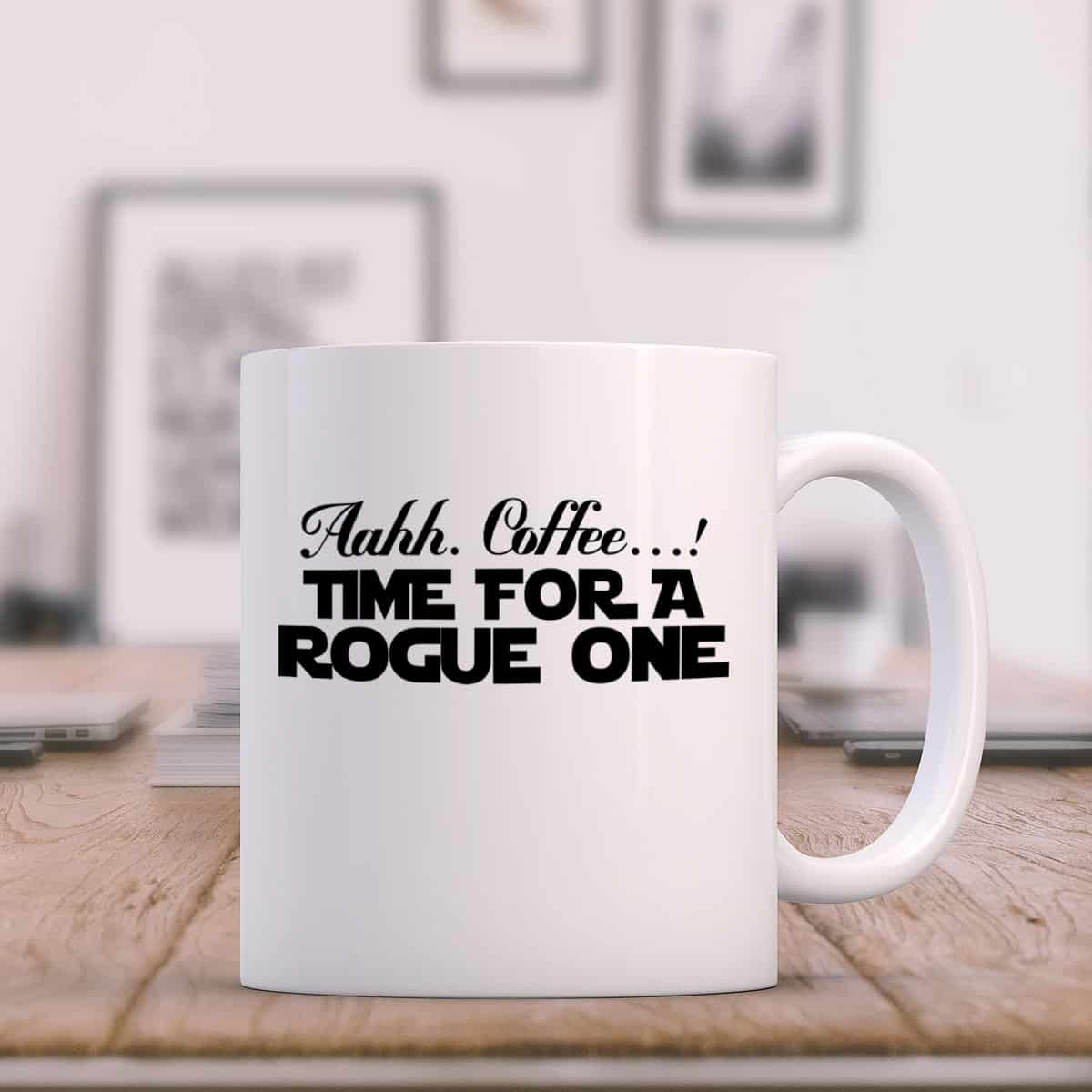 Rogue One Coffee Mug : coffee mugs