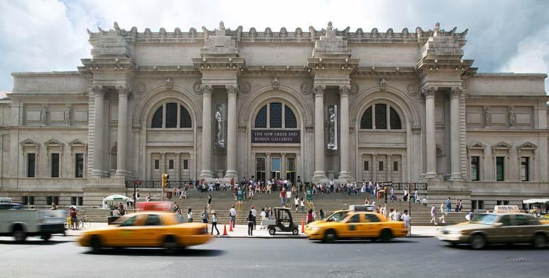 Metropolitan Museum of Art rare artworks