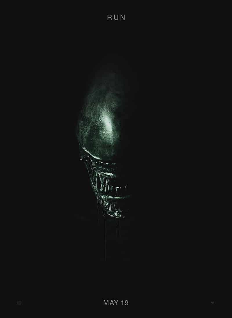 Alien Covenant Poster Art