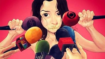 Luis Quile Controversial illustrations