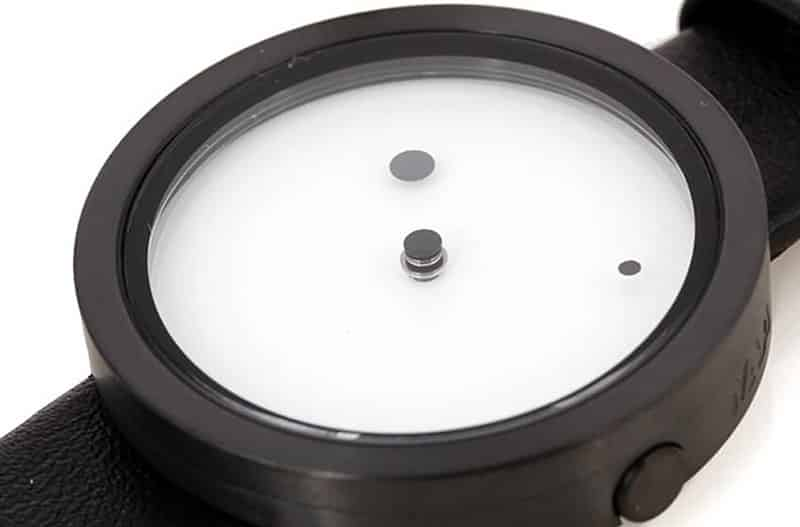 Ora Lattea Minimalist Wrist Watch by Nava