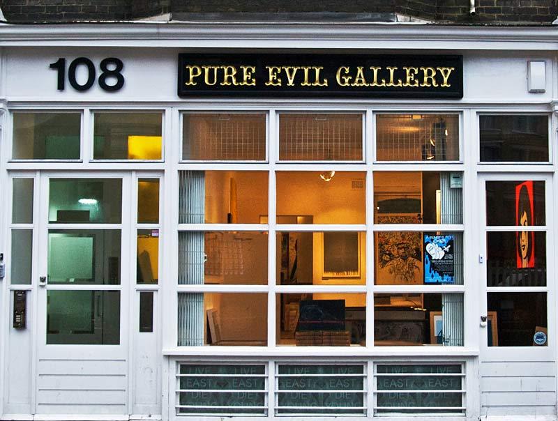 Pure Evil Urban Gallery