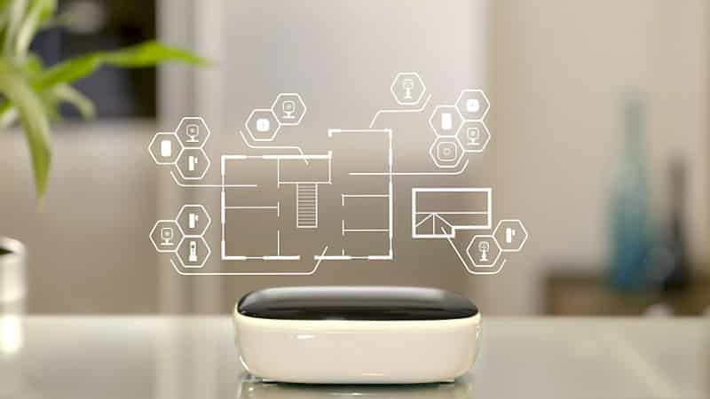 The science of smart hubs in the home
