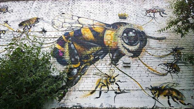 Street Art Galleries in London