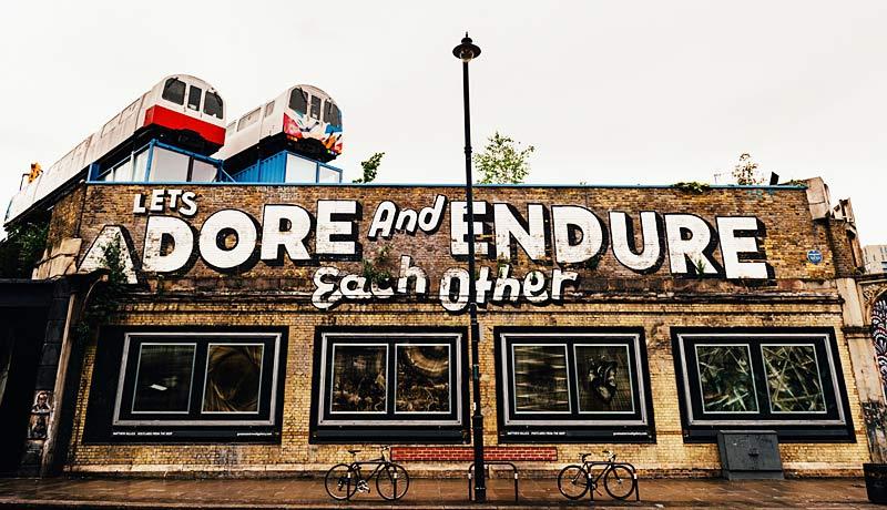 Village Underground Art Gallery London