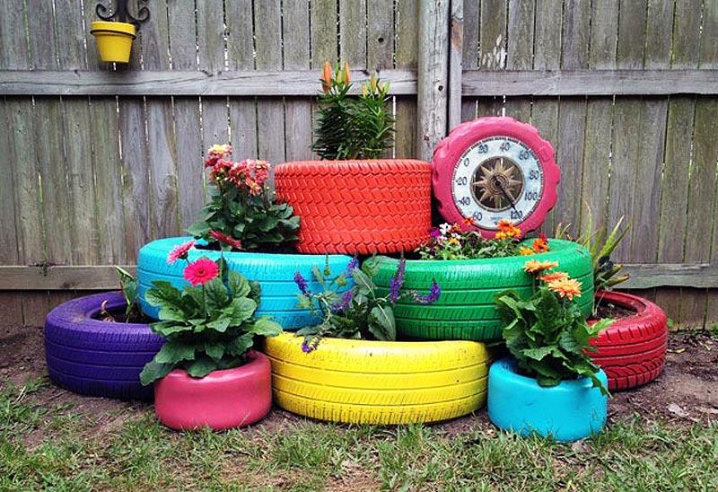 Choosing Planter Colors