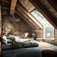 weird room designs - Stunningly Awesome Room Designs to Wake in