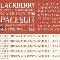 JimmyScript Fonts