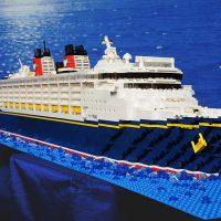 Lego Ships