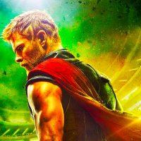 Thor Ragnarok Poster Art
